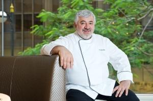 Chef Umberto Bombana