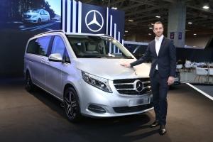 Photo 1_Mr. Peter Larko, Head of Marketing Communications & Public Relations, Mercedes-Benz Hong Kong Limited