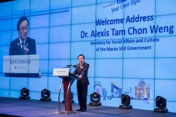 譚俊榮司長表示推廣活動非常成功