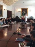 民署代表出席葡語都市聯盟二○一六年首次執行委員會會議