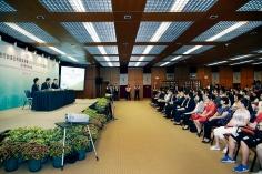 行政長官崔世安出席《澳門特別行政區五年發展規劃(2016-2020年)草案文本》第二場居民意見收集會