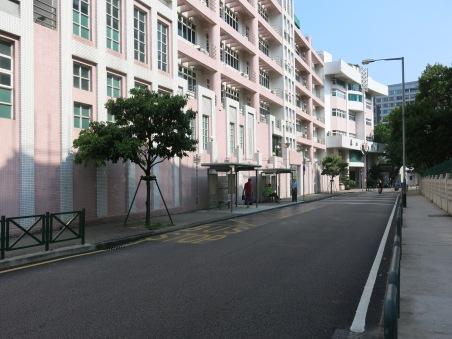 亞馬喇馬路工程完成並恢復通車
