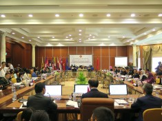 第三屆中國—東盟文化部長會議大會現場