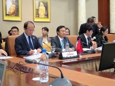 譚俊榮在大會上發言1