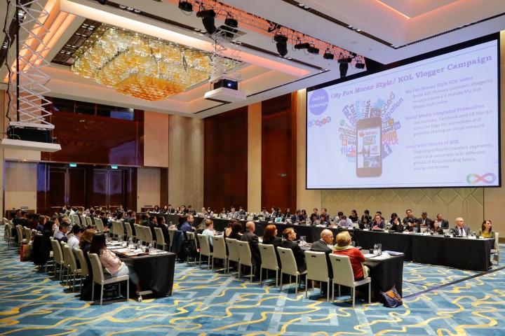 旅遊局舉行2017市場年度會議