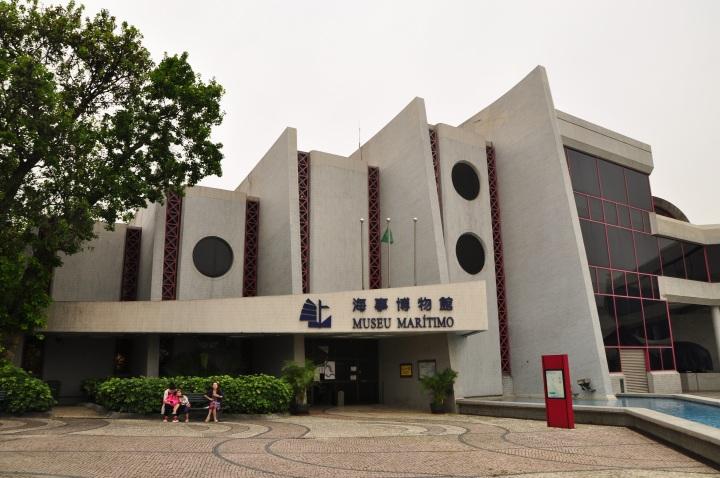 海事博物館於7月1日起免費開放予澳門居民