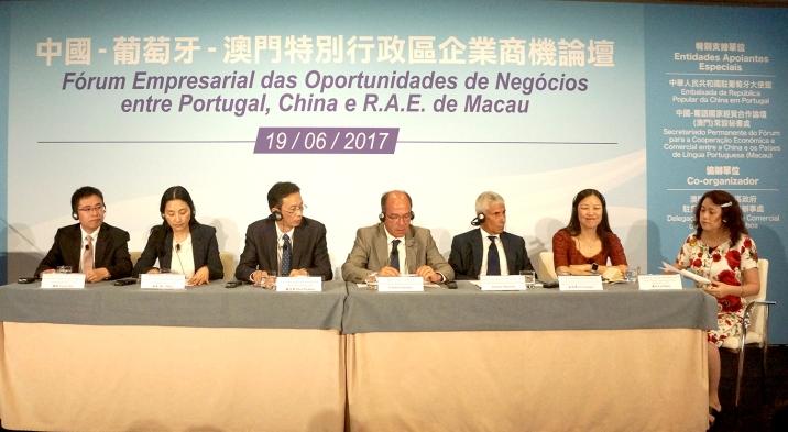 與會嘉賓就中國與葡語國家之產能合作深入討論