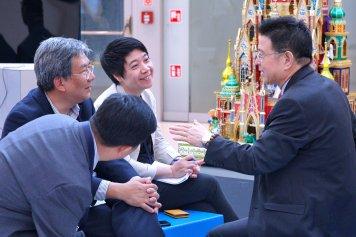 文化局與聯合國世遺中心直接負責亞太事務的主任進行深入交流