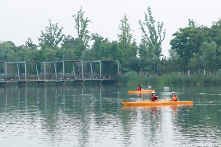 Water Sports 水上活动