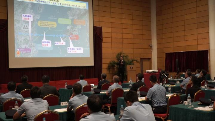 香港消防處代表發表專題文章