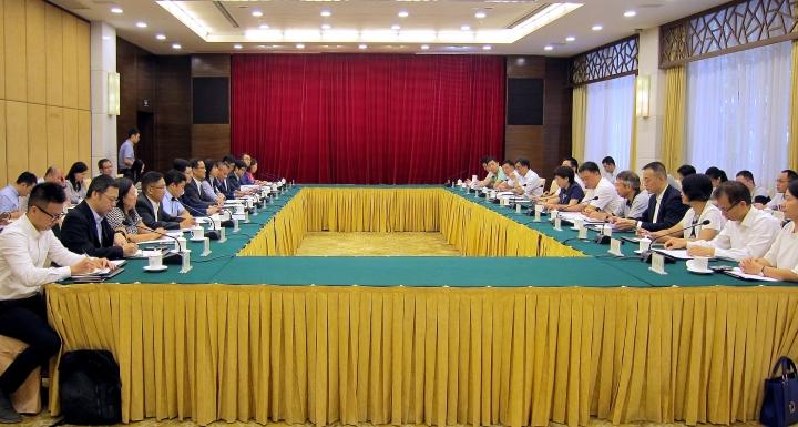 粵澳新通道(青茂口岸)工作小組第十次會議早前舉行