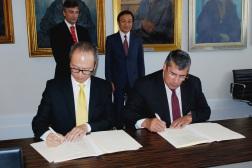 譚俊榮司長見證特區政府與葡萄牙大學校長委員會簽署合作協議