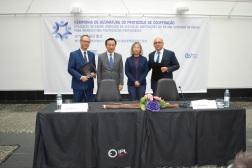 譚俊榮司長見證特區政府與葡萄牙理工高等院校協調委員會簽署合作協議