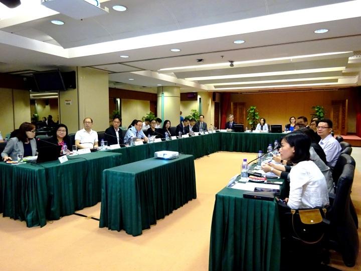 長者事務委員會本年度第二次全體會議