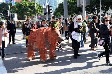 20180112 15H00第十七屆澳門城市藝穗節開幕式-舊法院大樓WD_b