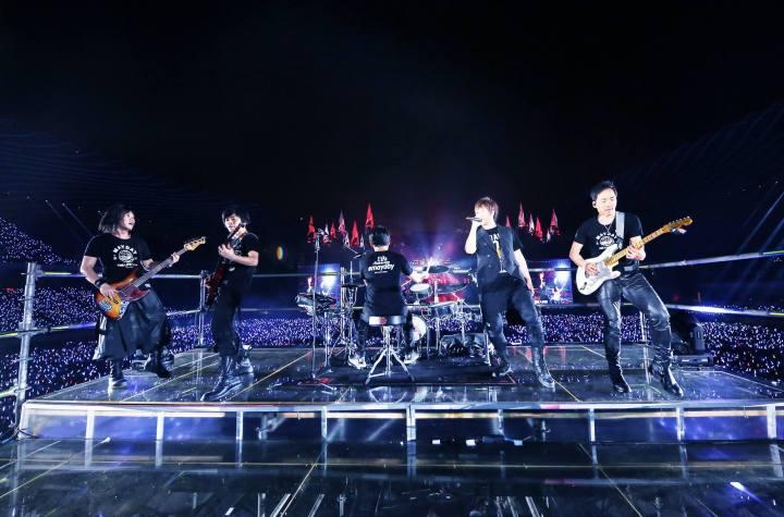 《五月天 LIFE [人生無限公司] 巡迴演唱會 》2