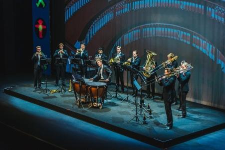 室內演出-德國Brasssonanz銅管室內樂團