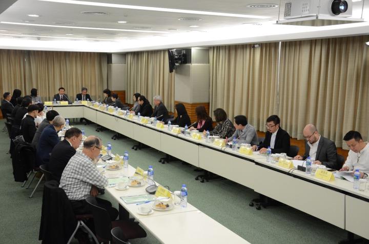 文化產業委員會舉行2017年第二次平常全體會議