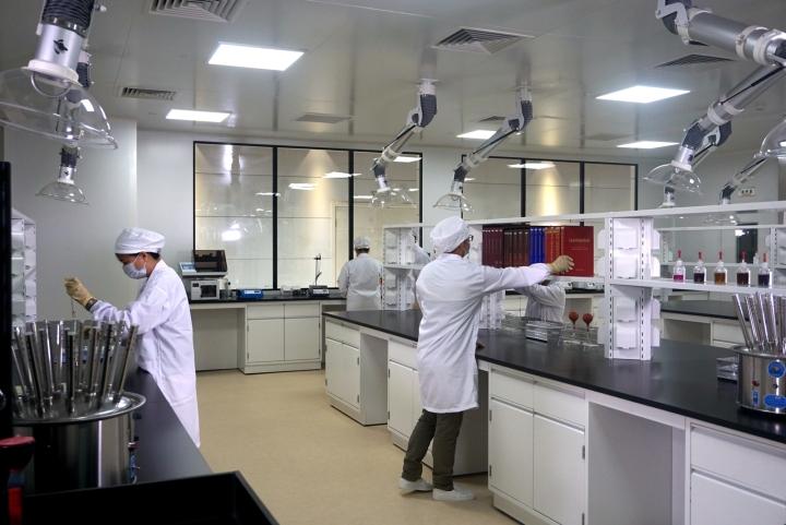 產業園透過搭建以技術為主的公共服務平台,為入園企業提供更優質的發展空間。