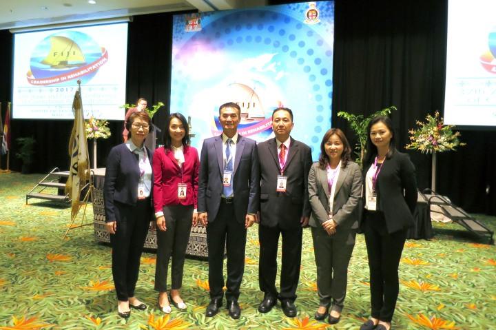 程况明局長率團出席「第37屆亞洲及太平洋懲教首長會議」