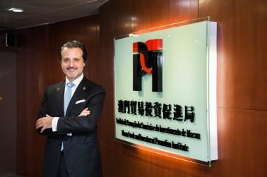 Orlando Monteiro Da Silva認為澳門具備舉辦國際會議的條件和實力