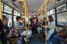 《我老豆揸巴士》演出