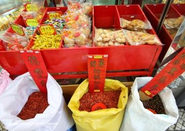 傳統賀年食品受歡迎