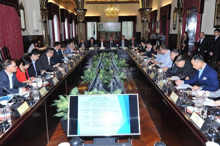 90 民政總署諮詢委員會日前召開特別會議