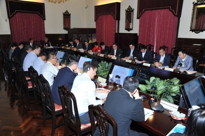 90 民署諮詢委員會召開特別會議