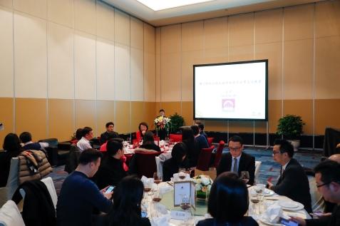 旅遊局宴請多位北京主要的旅遊業界代表