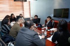 旅遊局局長與北京媒體代表會面