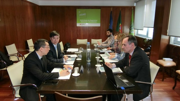 消委會與葡萄牙經濟及食品安全局舉行工作會議