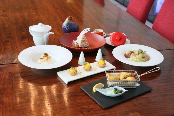 由3月12至16日,多款經典土生菜特色佳餚可於旅遊學院教學餐廳品嚐。