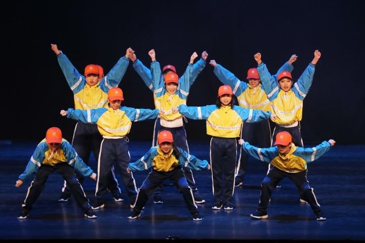 """""""第三十七屆校際舞蹈比賽""""小學組比賽 照片"""