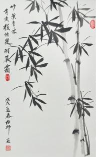 吳柱邦(國畫)