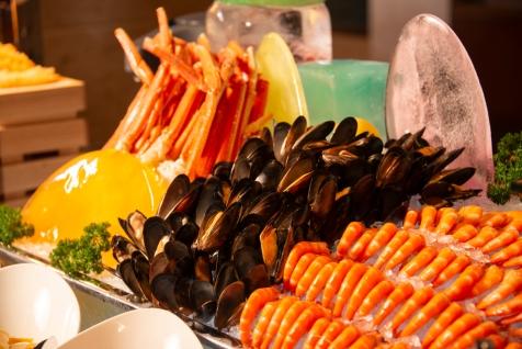 圖片_冰上海鮮盤 Photo_Seafood on Ice