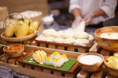 圖片_回力自助餐內提供東南亞美食 Photo_South East Asia Cuisines