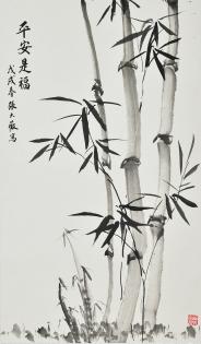 張大薇(國畫)