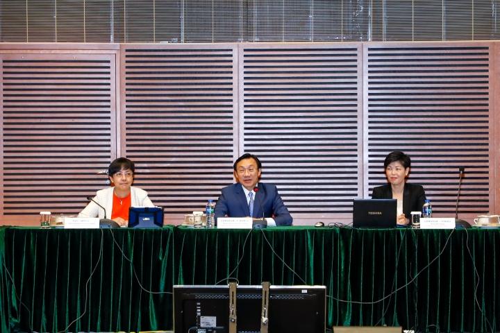 旅遊發展委員會舉行2018年第一次全會會議