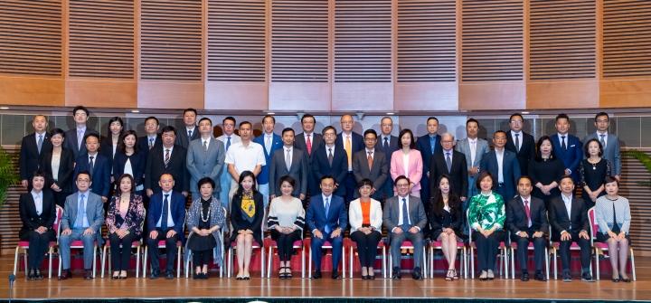 旅遊發展委員會舉行2018年第一次全會會議3