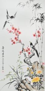 鄧祖基(國畫)