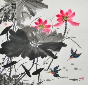 阮毓明(國畫)