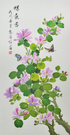 黎勝培(國畫)