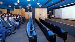梁維特參觀了里約熱內盧青創企業中心Fabrica Startups,並與四個青創項目的負責人交流。2