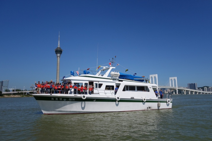 海事樂悠遊暢遊內港