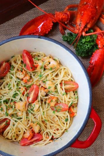 海風餐廳-美式龍蝦意大利麺 Mistral-Cajun Lobster Pasta