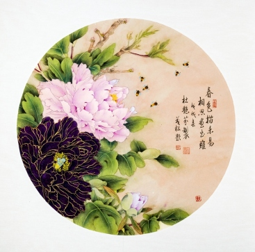杜艷芬 - 牡丹圖
