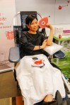 Colleagues from City of Dreams participate in annual blood drive