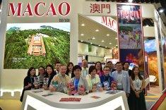 旅遊局連同本地旅遊業界參與旅遊交易會