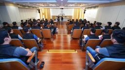 約110名司警人員及11名團體的觀察員參與演習